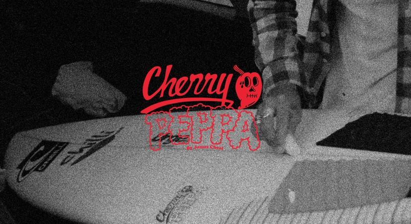 CHERRY PEPPA CHILLI サーフボード