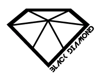 BLACK DIAMOND DHD サーフボード