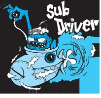 SUB DRIVER LOST サーフボード