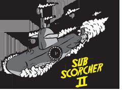 SUB SCORCHER 2 LOST サーフボード