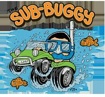 SUB BUGGY LOST サーフボード