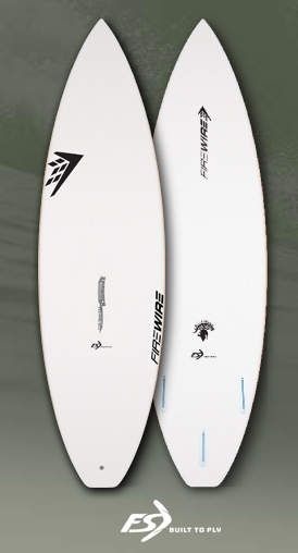 MICHEL BOUREZ FIREWIRE SURFBOARDS
