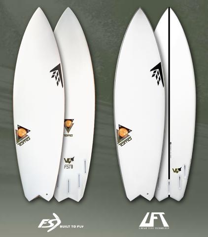 V4 FIREWIRE サーフボード
