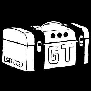 GT LSD サーフボード