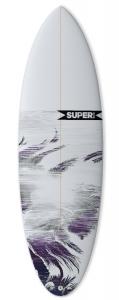 PUG SURFBOARD SUPER BRAND