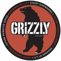 GRIZZLY STACEY サーフボード