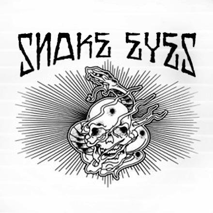 SNAKE EYES STACEY サーフボード