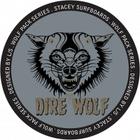 DIRE WOLF STACEYサーフボード