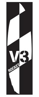 V3 ROCKET LOST サーフボード